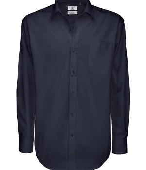 Męska Koszula Sharp Twill z długimi rękawami