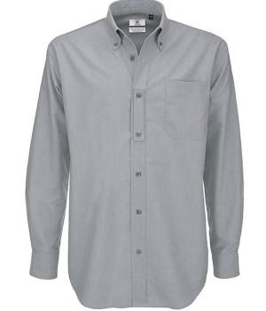 męska Koszula Oxford z długimi rękawami